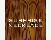 50% off Surprise necklace