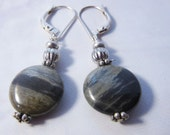 jasper earrings - gentle ...