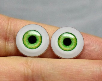 Doll eyes 12mm AD color Spring