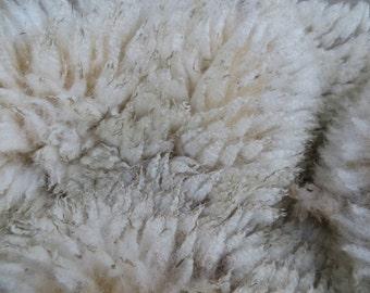 Tunis Raw Wool 8 ounces