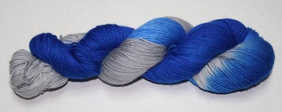 Lacarnum Inflamrae Hand Dyed Sock Yarn