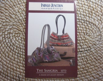 Indygo Junction IJ772 - The Sangria - Diane McCauley Pattern