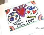 Sugar Skull True Love Pri...