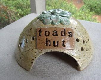 Toad House For Your Garden
