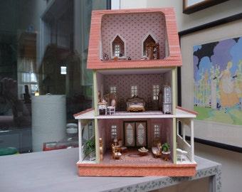 Charming Quarter Inch Mini House