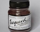 Jacquard acid dye 1/2 ounce JET BLACK 639