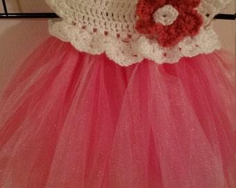Shades of Pink Baby Tutu
