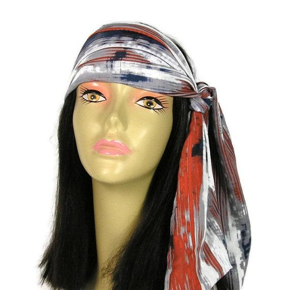 70 S Headscarf Neck Scarf Southwestern Scarf Hippie Hair