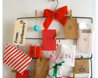 Crafty Fun Pack! 24 Days Countdown Calendar for Kids - Advent Christmas PRE-ORDER