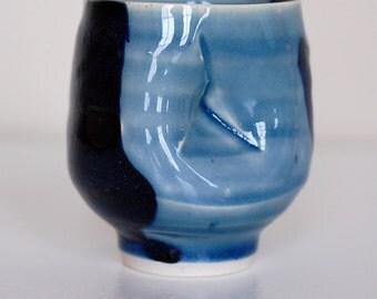 porcelain tea yunomi