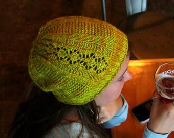 Maple Slouch - PDF Knitting Pattern