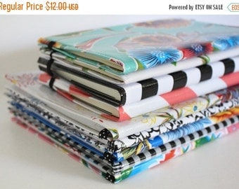 BINDER COVER SALE moleskine large - journal cover - notebook cover - composition notebook - colorful journal - moleskine cahier
