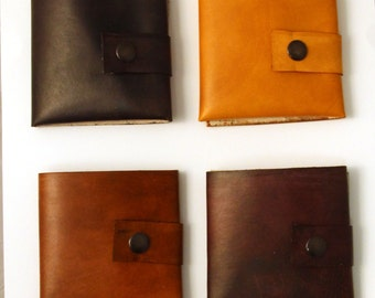 Leather Wallet - Impression Line