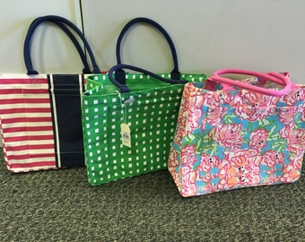 Monogrammed Day Tripper Tote