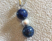 Lapis Lazuli Planner Charm