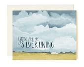 Silver Lining Skies