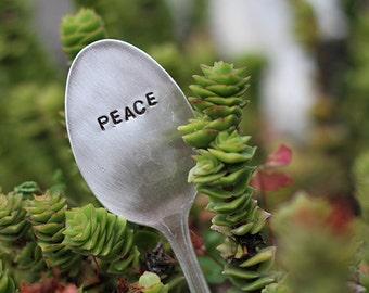 Peace Silverware Marker (E0525)