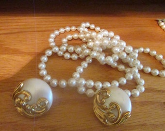 pearl flapper necklace wonderful post