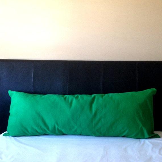 Custom Long Body Pillow Cover 20 x 54 Decorative Throw