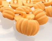 Pumpkin Buttons by Buttons Galore