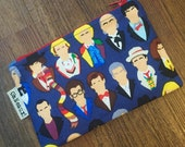 Doctor Who Pouch