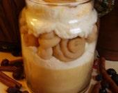 Cinnamon Bun Soy Jar Candle