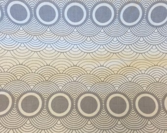 Parson Gray Fabric by the Yard - Seven Wonders - Clouds in Mist - Quilter's Cotton