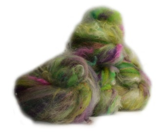 Fibres en folie n 499 handcarded batts fibers