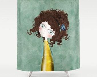 Shower Curtain - Rupydetequila