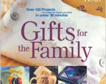 Gifts for the Family Craft Book