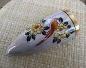 Vintage Wall Pocket Vase - Japan