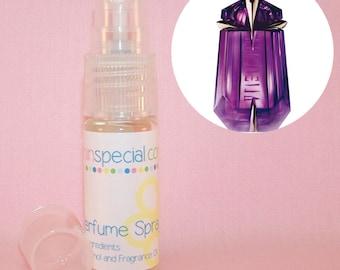 Alien Perfume Spray - Orange Blossom, Melon, Mandarin, Star Jasmine, Rose, Vanilla, Woods, Musk