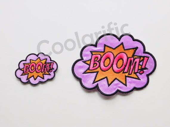 BOOM! Patch