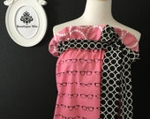 Balloon Tube TOP - Geeky Glasses - Made in ANY Size - Boutique Mia