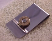 Bullet Money Clip 45 Colt Brass Shell - Free Shipping to USA