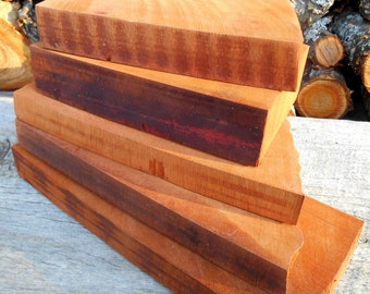 Mahogany Wood Blocks for woodworking, pen blanks, wood turning, cheese boards, gun grips
