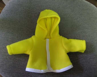 Fleece Jackets for the Bitty Baby and other 15 inch dolls