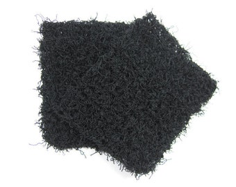 Black Pot Scrubbers Set of 2