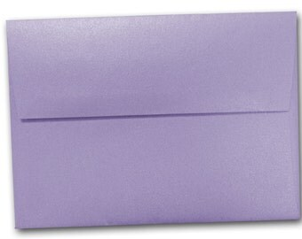 Metallic Amethyst A2 Envelopes - 25 pack
