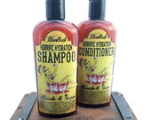 Absinthe and Sugar Shampoo and Reconstructing Conditioner Set Paraben Free