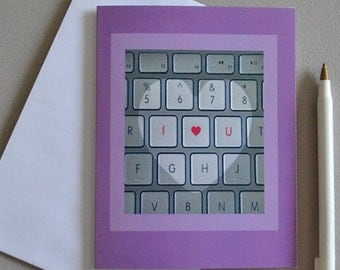 I love U Keyboard, Love, Romance, Love, Valentine, Keyboard, Text, Heart