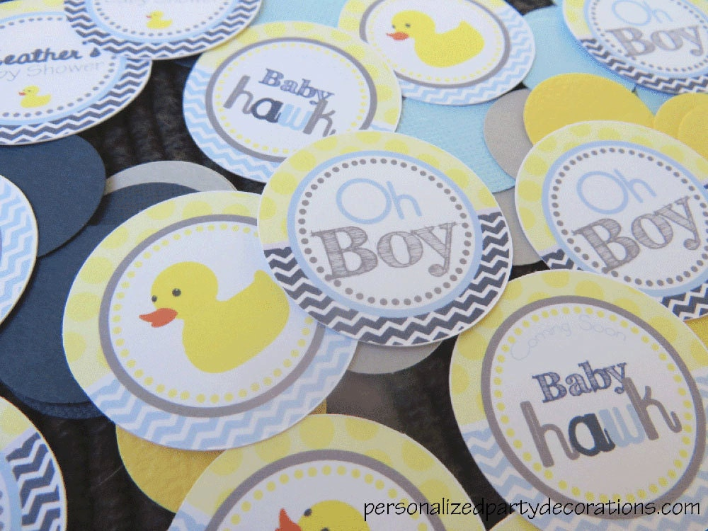 rubber ducky baby shower decorations table by designgirl16 on etsy