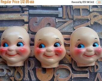 BIG SALE Creepy Vintage Doll Faces
