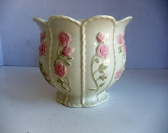 Lenox China Flower Pot