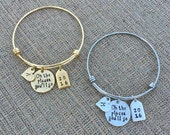 Oh The Places You'll Go Bracelet - Graduation Gift - Compass Jewelry - Graduation Jewelry Gift 2017 - Senior Gift