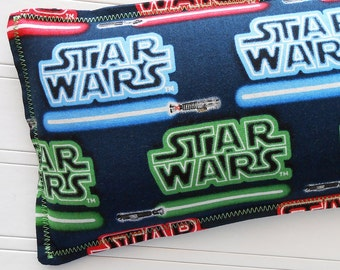 Star Wars Sabers: Microwavable Heating Pad and Ice Packs, Keepin' Cozy Willy Pad; Warm Compress and Cold Compress, 4 Sizes