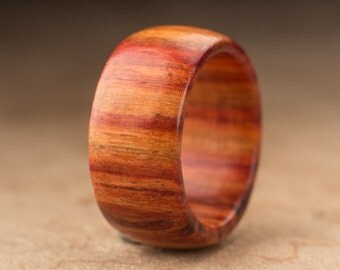 Size 7 - Tulipwood Ring No. 84