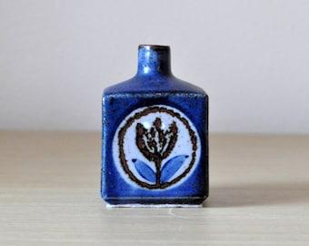 otagiri stoneware bud vase