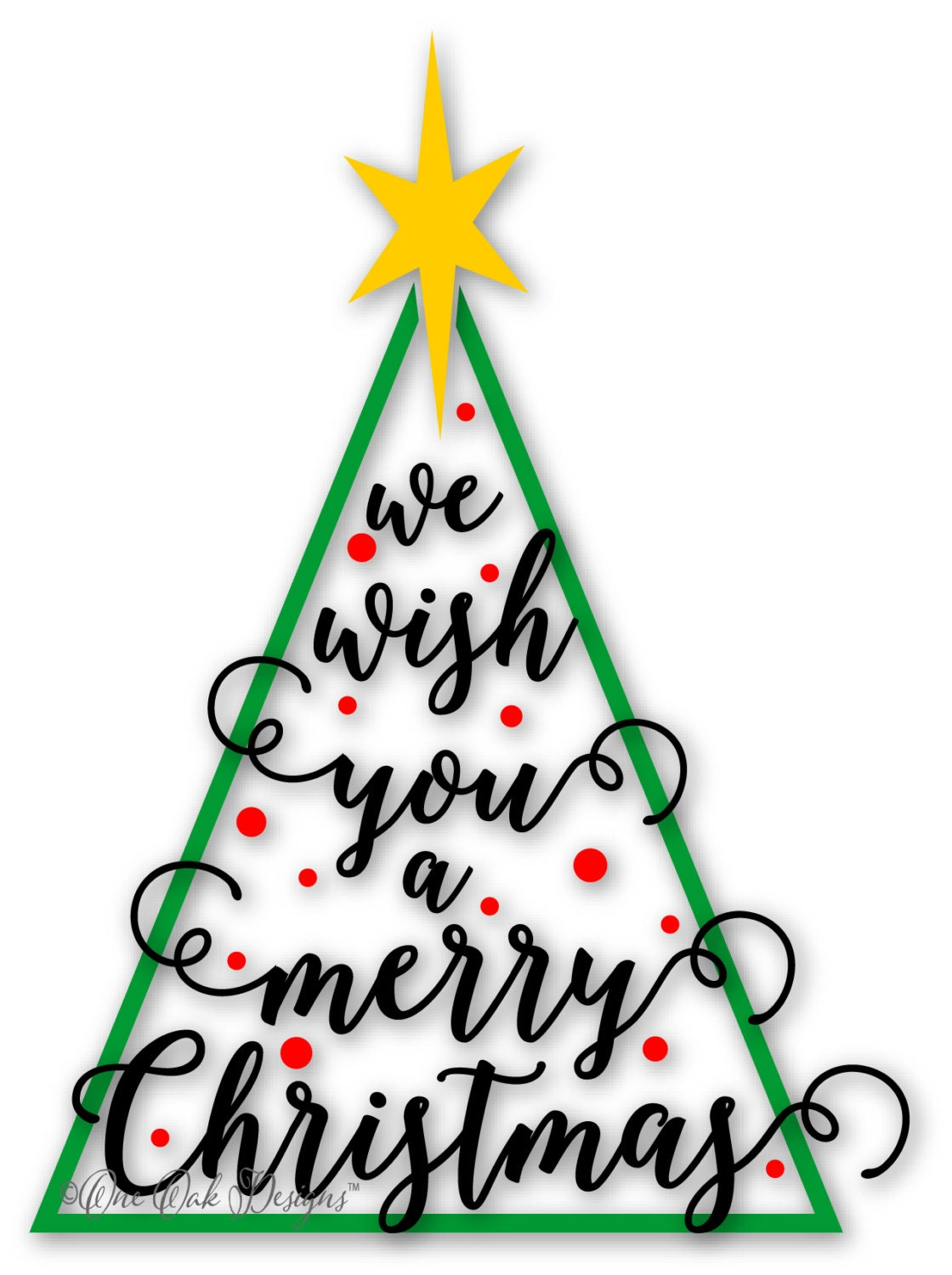 Download Merry Christmas SVG File / PDF / dxf / png / jpg / ai / eps