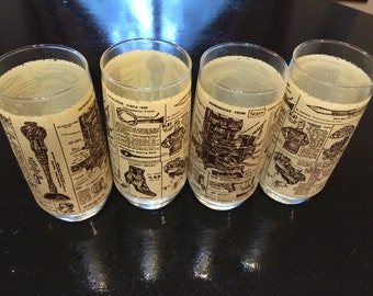 4- Sears Roebuck 1908 Catalog Ad glasses